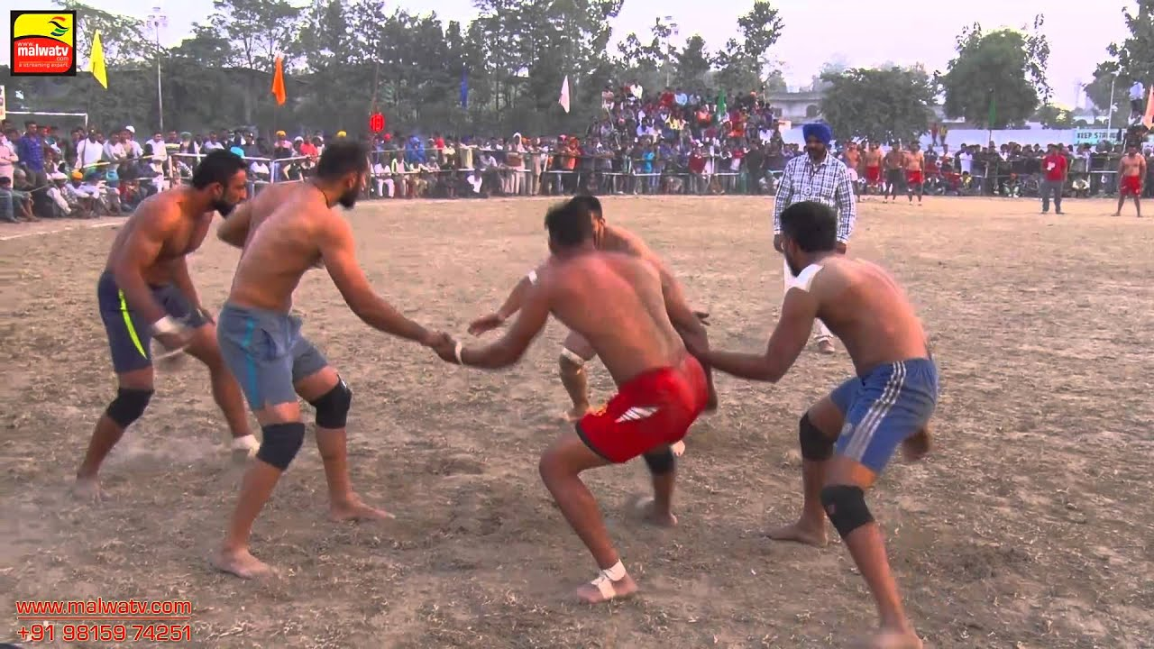 DASUYA (Hoshiarpur) | KABADDI CUP - 2015 | SEMI FINALS | Full HD | Part 3rd.