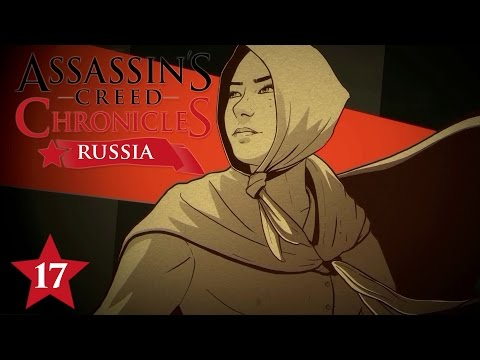 ASSASSINS CREED CHRONICLES RUSSIA • Anna Anderson #017 [Deutsch][Let´s Play]