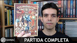 PARTIDA COMPLETA - DUNGEON TWISTER THE CARD GAME