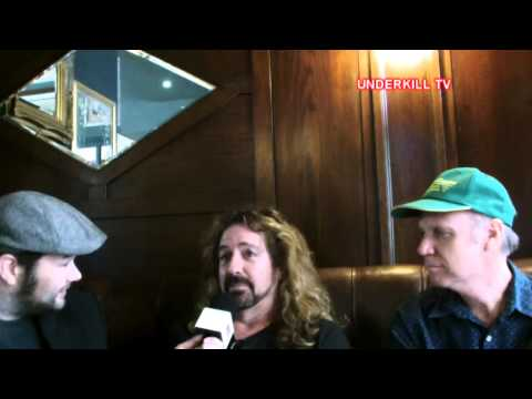 JASON & THE SCORCHERS INTERVIEW 2015 UK TV EP 100
