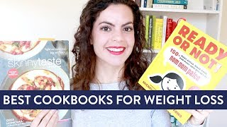 Best COOKBOOKS for WEIGHT LOSS | Health Weight Watchers & Paleo Recipes