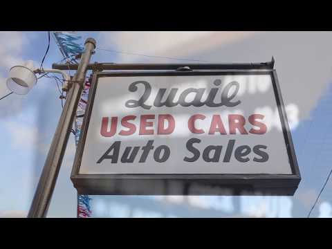 A Point Of View From Quail Auto Sales - An Iconic Buisiness Located in Albany, NY.