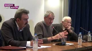 Ομιλία Νίκου Μαραντζίδη για αντίσταση, εμφύλιο και Μάχη του Κιλκίς-Eidisis.gr webTV