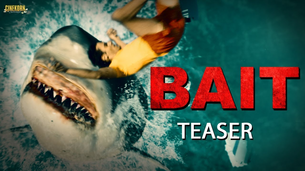 Bait 3D Hindi Teaser New English Dubbed Hindi Movie | Upcoming Action Movies 2018
