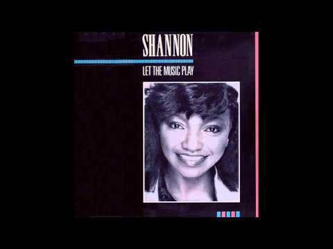 SHANNON - LET THE MUSIC PLAY (Original 12