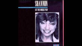 "SHANNON - LET THE MUSIC PLAY (Original 12"" Mix) - 1983"