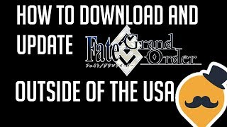 Gambar cover How To: Get Fate Grand Order ENGLISH outside the US! (QooAPP Tutorial)