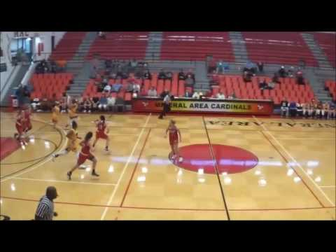 Mikayla Thompson '17 Soph Southeastern Illinois College Fall Highlight