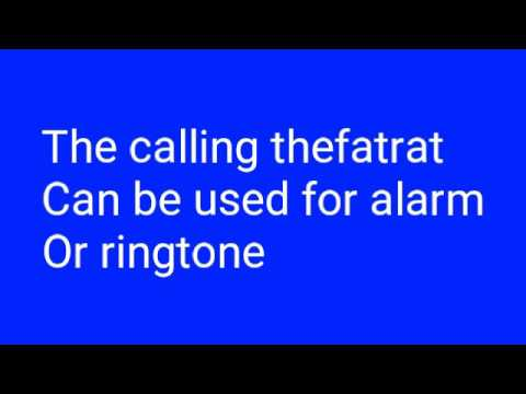 Can be used for ringtone or alarm