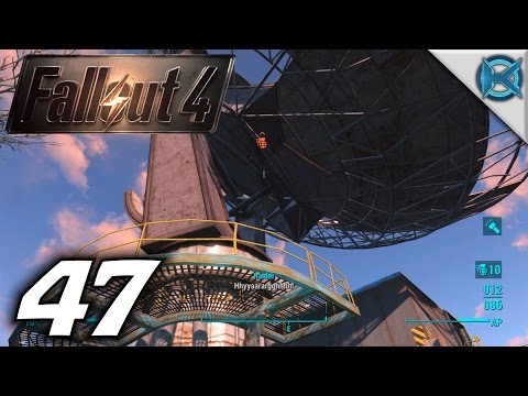 "Fallout 4 -Ep. 47- ""USAF Satellite Station"" -Gameplay Let"