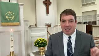 FPC Auburn Worship October 25th 2020