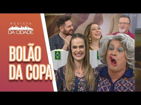 Bolão da Gazeta: 2ª fase da Copa  - Revista da Cidade (29/06/18)