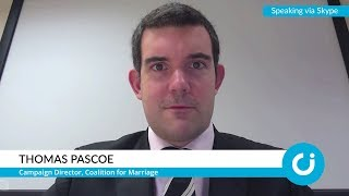 Coalition for Marriage on threat of no-fault divorce