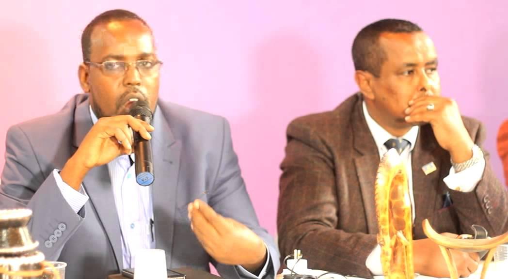 Dr, Maxamed Abdi Farax Oo Ka Hadlay Xornimada Somaliya