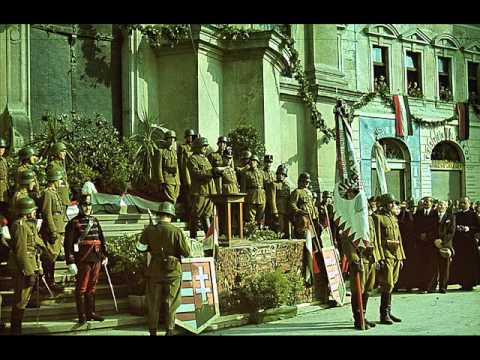 Hungarian military marches - Magyar katonai indulók