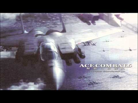 Chandelier - (with lyrics) - 58/62 - Ace Combat 6 Original Soundtrack
