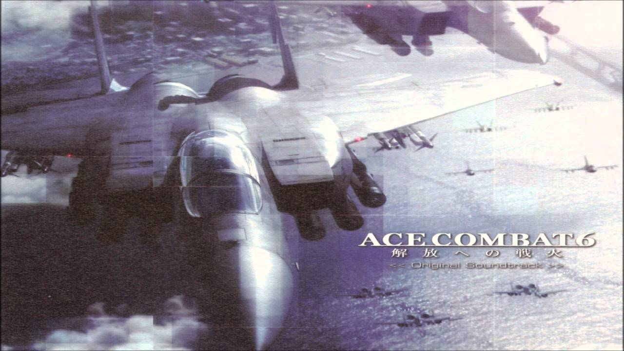 Chandelier With Lyrics 58 62 Ace Combat 6 Original
