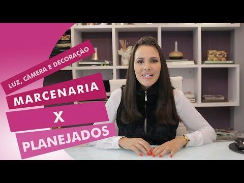 MARCENARIA OU MÓVEIS PLANEJADOS? l Fernanda Lopes - Luz, Câmera e Decoração