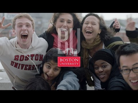 BE: How to be yourself in the heart of Boston
