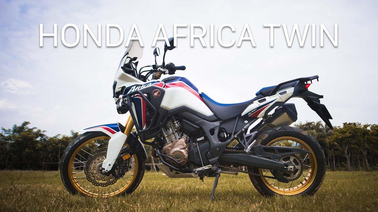Trải nghiệm nhanh Honda Africa Twin