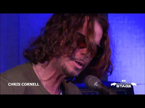 Chris Cornell - WXRT Studios 2015 (Full) HD