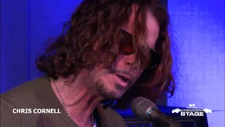 Chris Cornell - WXRT Studios 2015 (Full) HD