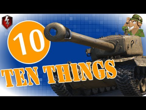 Ten Things You Need to Know | World of Tanks Blitz [2019]