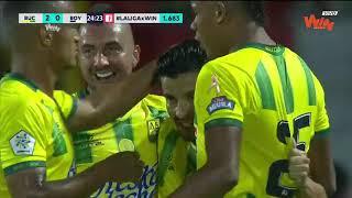 Bucaramanga vs. Boyacá Chicó (3-0) | Liga Aguila 2018-II | Fecha 16