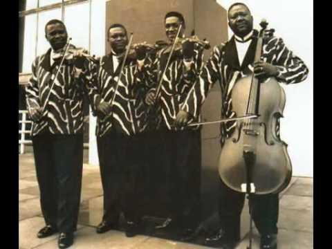 Soweto String Quartet - Kgabo Mokgatla Medley
