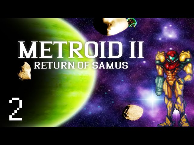 🎮 Metroid 2 (Remake) Ep. 2 | Gameplay FR