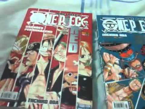 Red data book one piece
