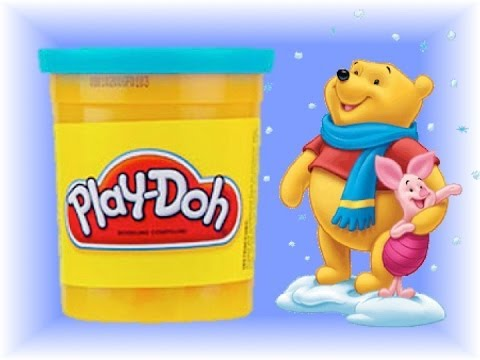PLAY DOH ПЛАСТИЛИН  Winni-the-Pooh Frozen Маша и Медведь Сars Dora Panda Monsters