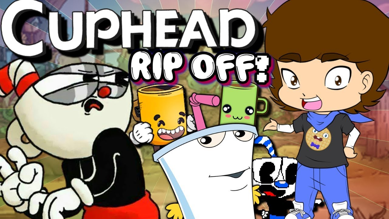 The WORST Cuphead RIP OFFS! - ConnerTheWaffle - YouTube