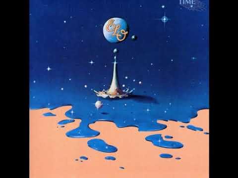 ELO Time 1981 Full Album - Original Deleted Track Listing