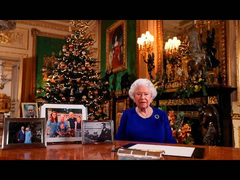 Queen Praises Young Climate Activists' 'sense Of Purpose' In Christmas Message
