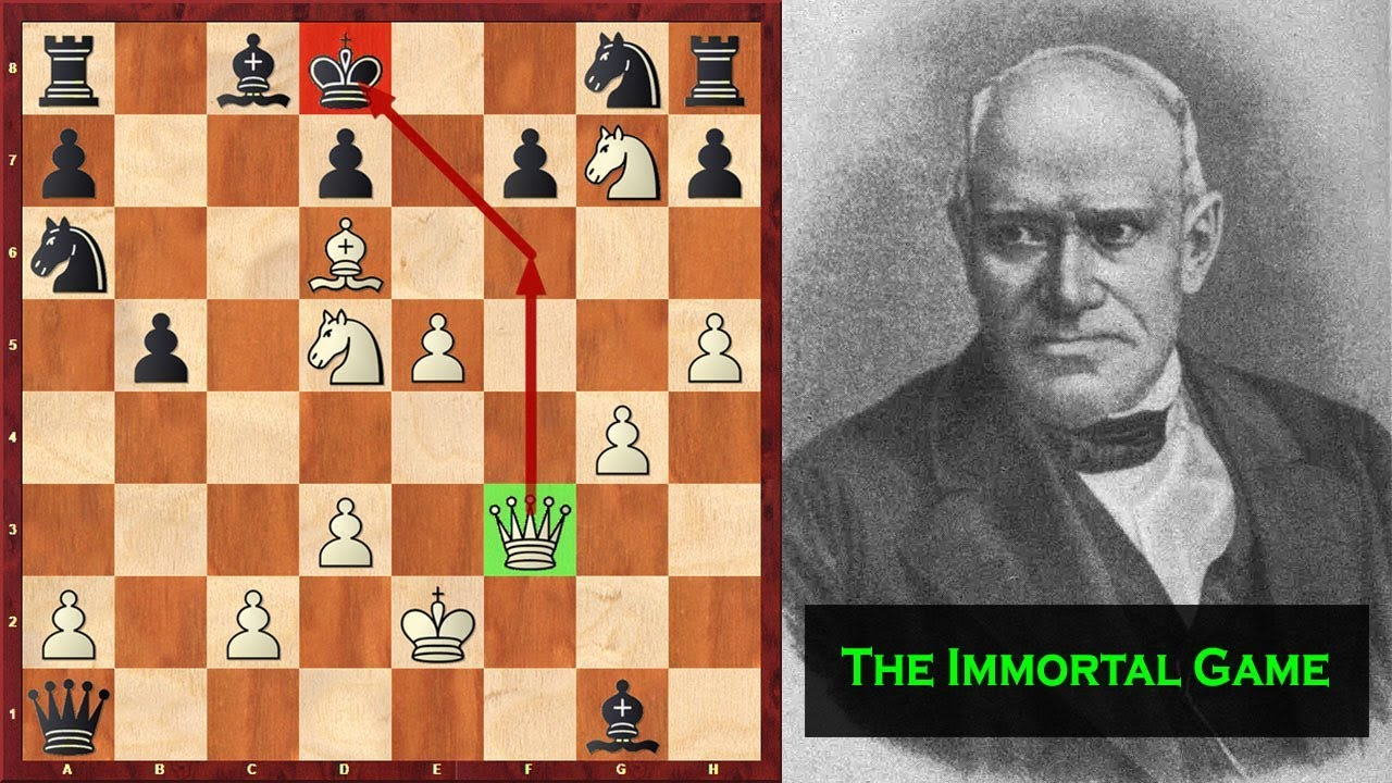 The Immortal Game - YouTube
