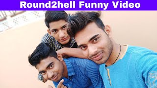 Best Round2hell Funny Comedy Video ! Diwali Special Comedy ! Best Tiktok Video Ever ! bhargaw Boys