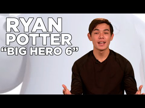 Ryan Potter Hairstyle Ryan Potter Tells us All About