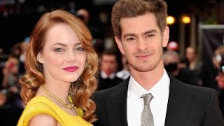 Why Emma Stone And Andrew Garfield Reportedly Put Relationship On Hold
