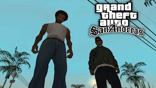 Grand Theft Auto: San Andreas ► СТРИМ #1
