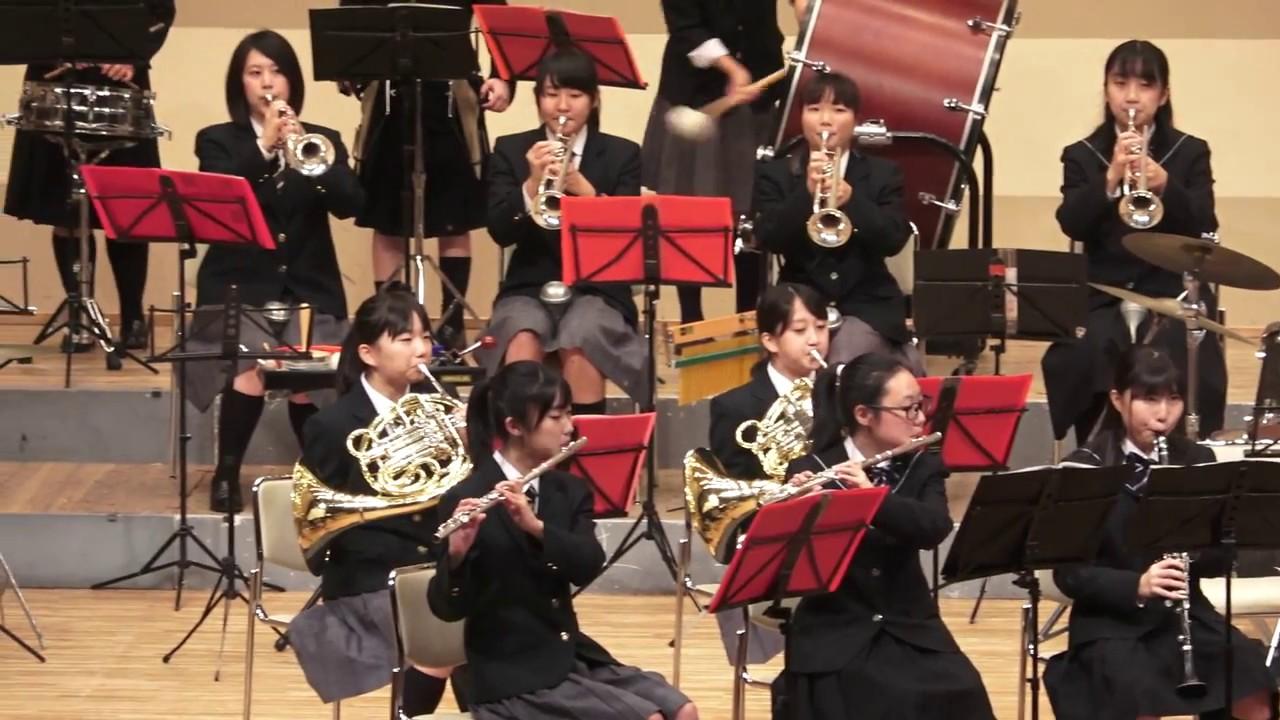 乙訓高校・向陽高校 2017京都府高等學校総合文化祭 - YouTube
