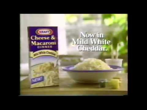 Kraft Mild White Cheddar Commercial (1993) thumbnail