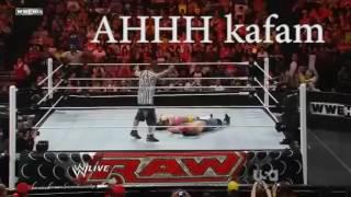 WWE KOMİK MONTAJ #1 John Cena & Rey Mysterio vs CM Punk & R-Truth