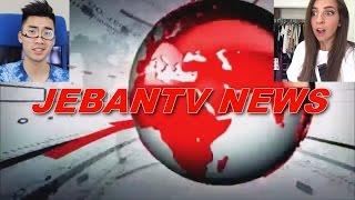 JEBANTV NEWS(RICEGUM VS. THE GABBIE SHOW, D AND B NATION EXPOSED)