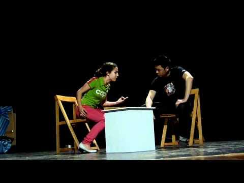 'Caricias'. Daniel Yuan Xu Xiao y Ángela García.