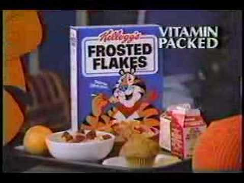 Frosted Flakes Commercial