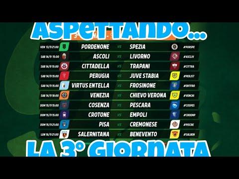 Serie B, Verso La 3° Giornata...