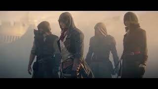 Assassin's Creed - Unity music trailer - Lorde- everybody wants to rule the world - remastered 1080p