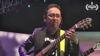 Wali Band Nenekku Pahlawanku Live at ROTF MAHA 2016