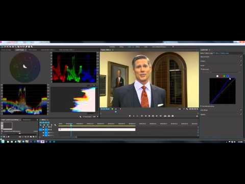 Adobe premiere pro cc white balance